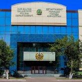 Из-за пандемии коронавируса Департамент полиции Нур-Султана остался без нового здания