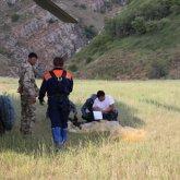 Найдено тело одного из двух пропавших в Туркестанской области студентов