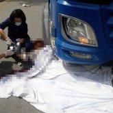 56-летняя женщина погибла под колесами грузовика в Уральске