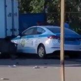 «Отбросило на пять метров»: очевидцы рассказали жуткие подробности о ДТП с полицейским