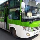 Водители автобусов в Семее вновь бастуют