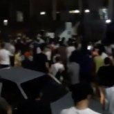Фанаты заблокировали автобус с игроками «Ордабасы» после их поражения