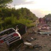 Страшная авария в Алматинской области: погибли трое взрослых и четверо детей