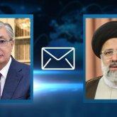 Касым-Жомарт Токаев поздравил новоизбранного президента Ирана Ибрахима Раиси