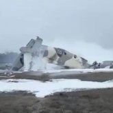 Крушение самолета авиационной службы КНБ РК: выжившие выписаны из больницы