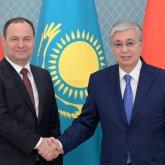 Мы всегда были союзниками и партнерами - Токаев о Беларуси