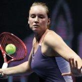 Первая ракетка Казахстана Елена Рыбакина вышла во второй круг «Уимблдона»