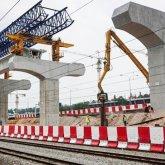 Китайский подрядчик назвал срок сдачи LRT
