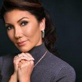 О поиске счастья и любви рассказала Алия Назарбаева