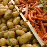 Костанайцам установили лимит на покупку моркови и картофеля
