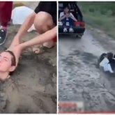 Ради хайпа: опасные развлечения подростков разгневали казахстанцев