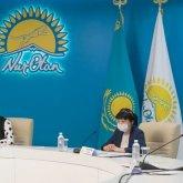 Ввести должность медицинского омбудсмена в регионах предложили в Nur Otan