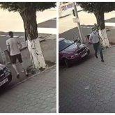 Дерзкое ограбление карагандинца с 20 миллионами тенге сняли на видео
