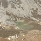 Ледники тают в горах Алматы: есть ли угроза городу?
