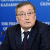 Сапархан Омаров освобожден от должности министра сельского хозяйства