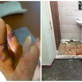 «Порезал горло, грудь»: отверженный алматинец решил отомстить девушке и едва не убил ее