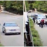 Мужчину зарезали на глазах у детей в Темиртау