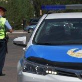 Патрульное авто на парковке для инвалидов возмутило алматинку