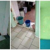 «Бомжатник»: семейчане жалуются на ужасные условия в детской инфекционной больнице
