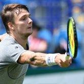 Казахстанский теннисист не смог выйти в финал турнира в Ньюпорте
