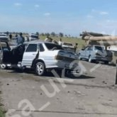 Жены и дети водителей погибли в страшном ДТП после отдыха на Алаколе