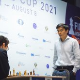 Казахстанский шахматист сотворил сенсацию на Кубке мира