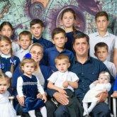 17-й ребенок родился в знаменитой семье в Петропавловске