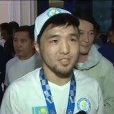 Бронзовому призеру Олимпиады Елдосу Сметову подарили автомобиль