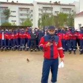 Рабочие вышли на забастовку на месторождении Каражанбас