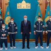 Глава государства дал напутствие членам паралимпийской сборной Казахстана