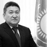 Озвучена причина смерти заместителя акима Жамбылской области