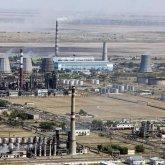 Пожар произошел на Актюбинском заводе ферросплавов