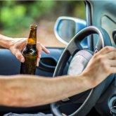 Пьяный за рулем: более тысячи казахстанцев пожизненно лишили водительских прав
