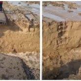 О состоянии размытой трассы в Жамбылской области рассказали в «КазАвтоЖоле»
