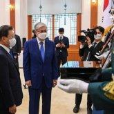 Касым-Жомарт Токаев: И казахи, и корейцы прекрасно понимают значение независимости
