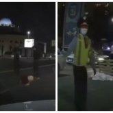 Молодой водитель насмерть сбил пешехода в Нур-Султане