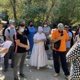 Родители протестуют против очного обучения в школах Атырау
