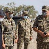 Режим ЧС действует в Байзакском районе Жамбылской области