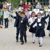 Катастрофически не хватает школ: 1 «Ы» класс открыли в Косшы