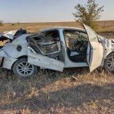 Смертельное ДТП в Актюбинской области: двое скончались