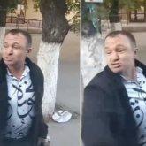 Опять в деле: «перцовый» хулиган попал на видео в Карагандинской области