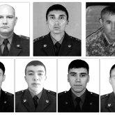 Токаев наградил погибших военных и пожарных при взрывах в Жамбылской области