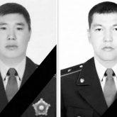 7 детей остались у убитых алматинским стрелком полицейских