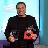 Михаил Ломтадзе и Kaspi.kz получили три награды на Kazakhstan Growth Forum