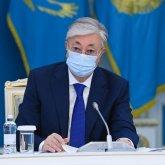 Касым-Жомарт Токаев: Тысячи вагонов с казахстанскими товарами застряли