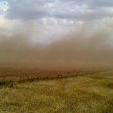 Штормовое предупреждение объявлено в13 областяхКазахстана