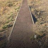 «Для кого тротуар?»: необычную находку в степи обнаружил казахстанец