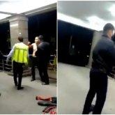 «Я КНБ-шник»: в полиции Алматы рассказали, где работает дебошир, разгромивший больницу