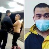 Устроивший погром в алматинской больнице «КНБ-шник» принес извинения