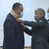 Взрывы в Жамбылской области: награждены 48 пострадавших пожарных